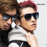 POLICE ×EXITコラボ サングラス発売‼︎
